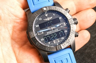 Breitling Exospace B55 Connected Watch Review