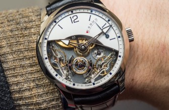 Greubel Forsey Double Balancier À Différentiel Constant Watch Hands-On