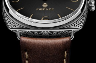 Panerai Radiomir Firenze 3 Days PAM672 Watch With Engraved Case & Movement