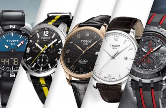 Five Of Tissot's Most Popular Watches For Your Holiday Wish List