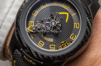 Ulysse Nardin FreakWing Artemis Racing Limited Edition Watch Hands-On